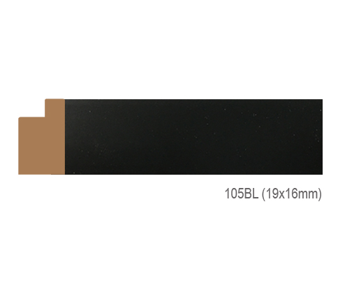 Thanh khung, phào (nẹp) làm khung tranh, khung hình mã 105BL