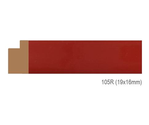 Thanh khung, phào (nẹp) làm khung tranh, khung hình mã 105R