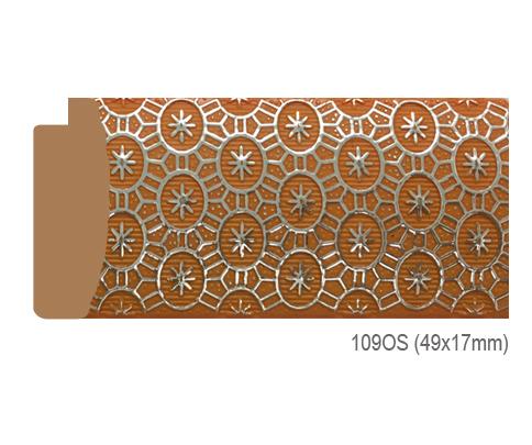 Thanh khung, phào (nẹp) làm khung tranh, khung hình mã 109OS