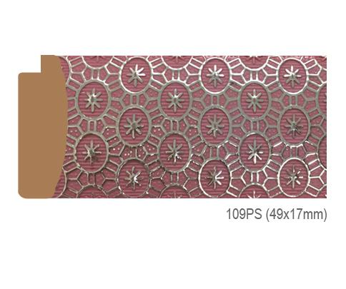 Thanh khung, phào (nẹp) làm khung tranh, khung hình mã 109PS