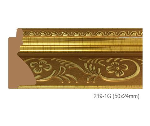 Thanh khung, phào (nẹp) làm khung tranh, khung hình mã 219-1G