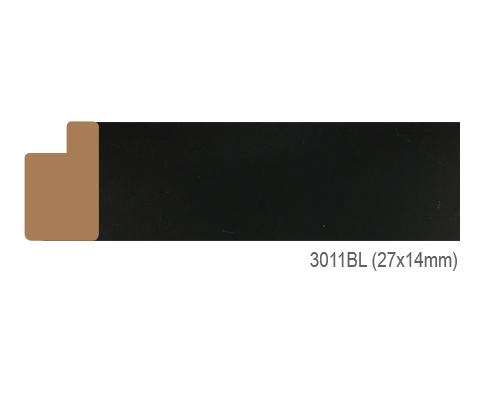 Thanh khung, phào (nẹp) làm khung tranh, khung hình mã 3011BL