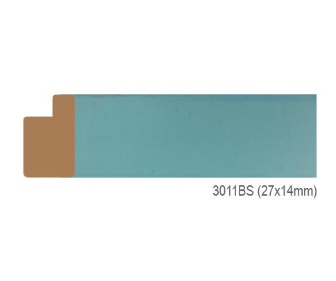 Thanh khung, phào (nẹp) làm khung tranh, khung hình mã 3011BS