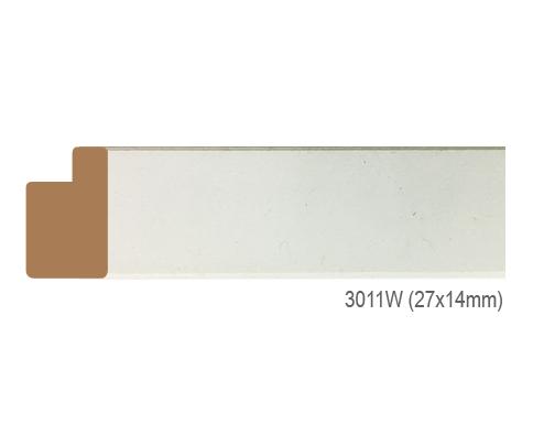 Thanh khung, phào (nẹp) làm khung tranh, khung hình mã 3011W