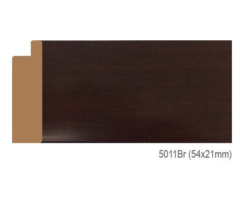 Thanh khung, phào (nẹp) làm khung tranh, khung hình mã 5011BR