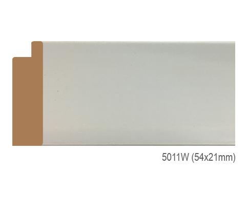 Thanh khung, phào (nẹp) làm khung tranh, khung hình mã 5011W