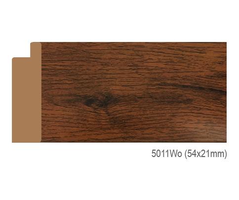 Thanh khung, phào (nẹp) làm khung tranh, khung hình mã 5011WO