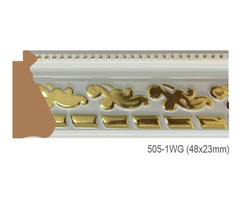 Thanh khung, phào (nẹp) làm khung tranh, khung hình mã  505-1WG