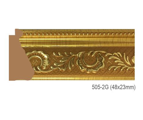 Thanh khung, phào (nẹp) làm khung tranh, khung hình mã 505-2G