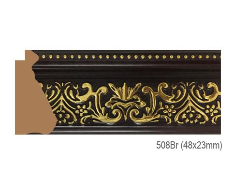 Thanh khung, phào (nẹp) làm khung tranh, khung hình mã 508BR