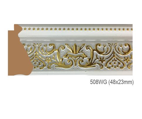 Thanh khung, phào (nẹp) làm khung tranh, khung hình mã 508WG
