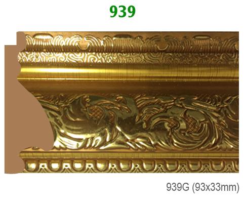Thanh khung, phào (nẹp) làm khung tranh, khung hình mã 939G