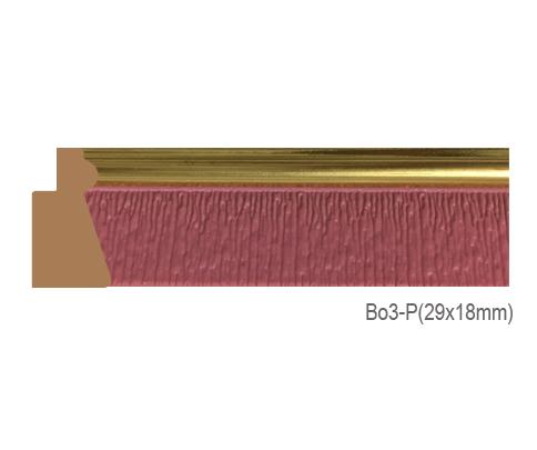 Thanh khung, phào (nẹp) làm khung tranh, khung hình mã BO3P