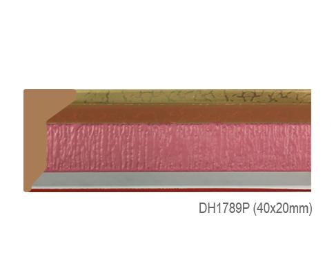 Thanh khung, phào (nẹp) làm khung tranh, khung hình mã DH1789P