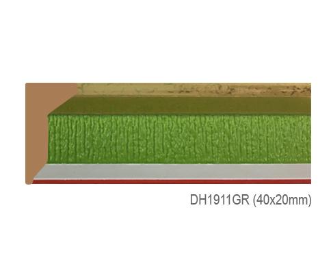 Thanh khung, phào (nẹp) làm khung tranh, khung hình mã DH1911GR