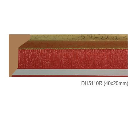 Thanh khung, phào (nẹp) làm khung tranh, khung hình mã DH5110R