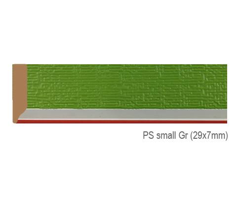 Thanh khung, phào (nẹp) làm khung tranh, khung hình mã PS-SMAL-GR