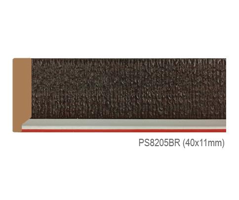 Thanh khung, phào (nẹp) làm khung tranh, khung hình mã PS8205BR